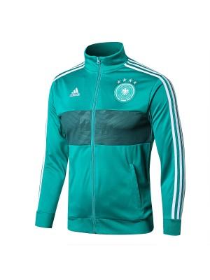 2018 Alemania chaqueta de fútbol Verde
