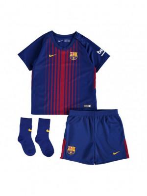 Camiseta De Barcelona 1a Eq 2017/2018 Niños