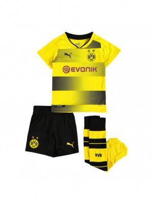 Camiseta Borussia Dortmund 1a Eq 2017/2018 Niños
