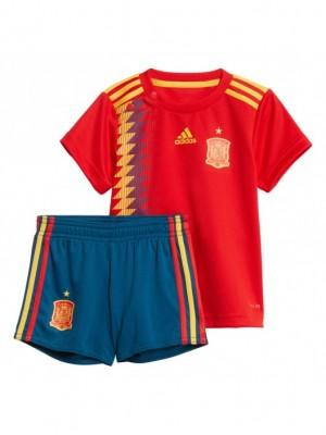 Camisas del España 1a Eq 2018 niños