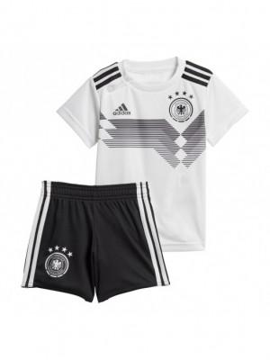 Camiseta del Alemania 2018 Blanco Niños
