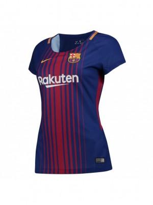 Camiseta Barcelona Primera Equipacion Mujer 2017/2018