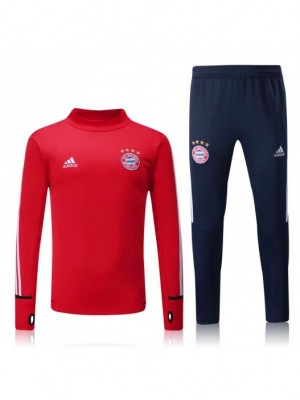 BAYERN MUNICH RED TRACKSUIT 2017/2018 KIDS